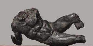 Michelangelo, Dio fluviale, 1525 circa, Sego, pece, cera, trementina; lunghezza cm 22, Firenze, Casa Buonarroti, inv. 542