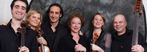 Traffic Quintet di Dominique Lemonnier