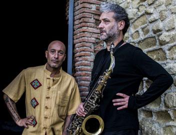 Ciccio Merolla & Riccardo Veno, foto di Gaetano Massa