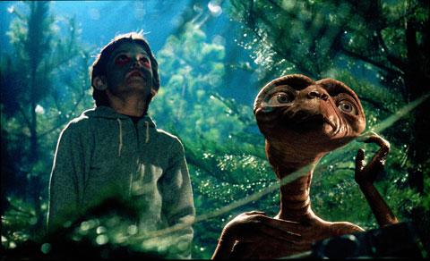 ET di Steven Spielberg