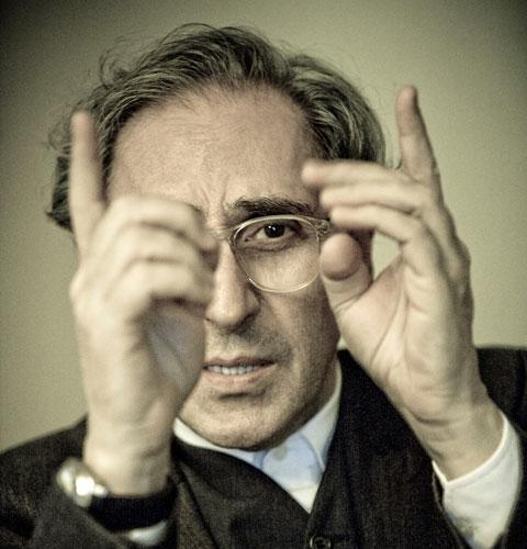 Franco Battiato @ Giovanni Canitano