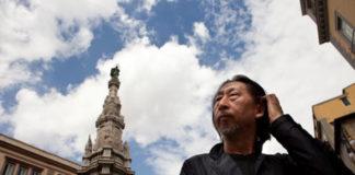 Wang Guangyi, foto di Pasquale Palmieri