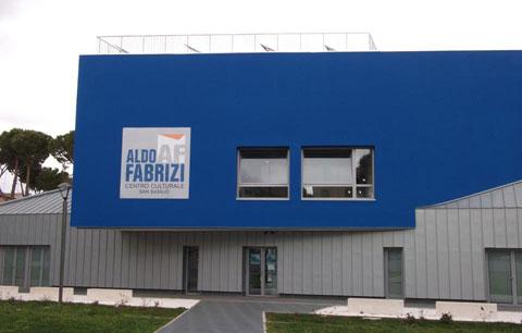 Centro Culturale Aldo Fabrizi di San Basilio a Roma