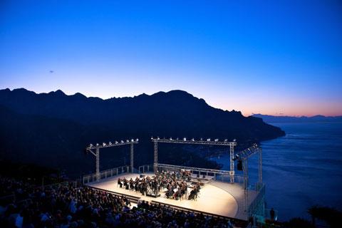 Ravello Festival, Belvedere - Credit Roberto Vuilleumier