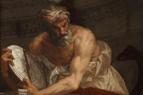 Paolo Veronese Allegoria della Navigazione: Tolomeo Los Angeles County Museum of Art (Particolare)