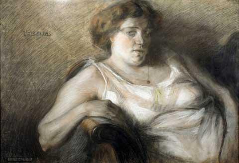 Umberto Boccioni, Gisella