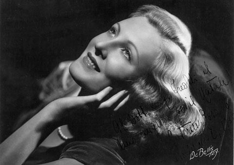 Caterina Boratto, 1939
