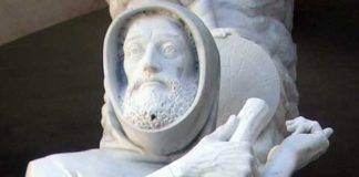 San Francesco di Paola - Statua Santuario di Paola