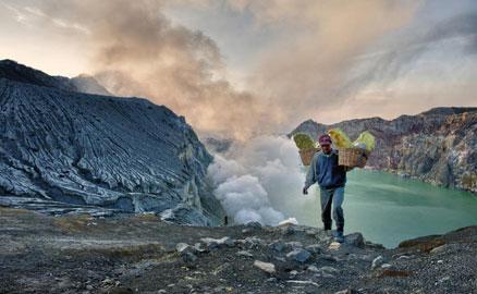 Pierpaolo Mittica: Kawah Ijen, Indonesia