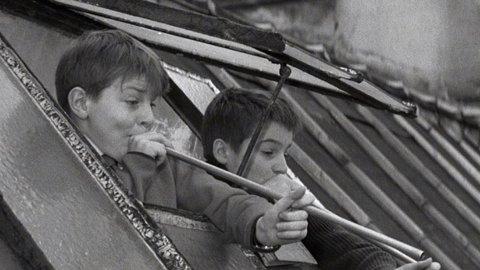 I 400 colpi, François Truffaut