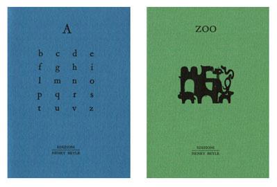 Dalla A allo ZOO: due alfabeti