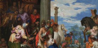 Paolo Veronese, Martirio di Santa Giustina