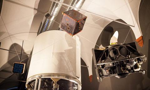 Area Spazio -Museo Scienza Tecnologia ©PaoloSoave
