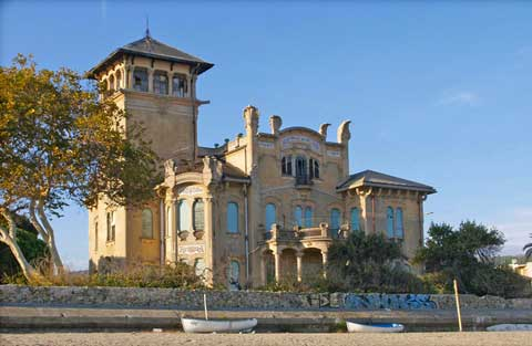 Villa Zanelli, Savona - Foto di Jonatha Della Giacoma