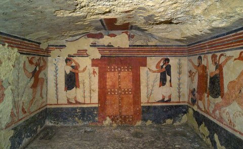 Tomba degli Auguri