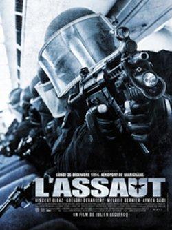 Locandina del film L'Assalto