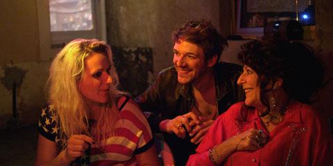 Immagine tratta dal film Party girl