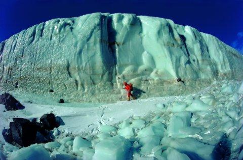 Walter Bonatti, Antartide (quadrante neozelandese). Novembre dicembre 1976, ©Walter Bonatti/Contrasto
