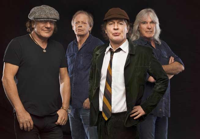 Band degli AC/DC