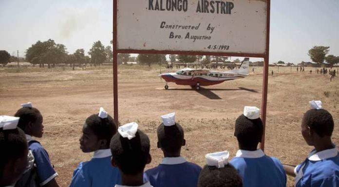 Kalongo Airstrip