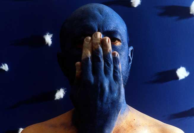 Michele Zaza, Universo segreto, 2003 (particolare)