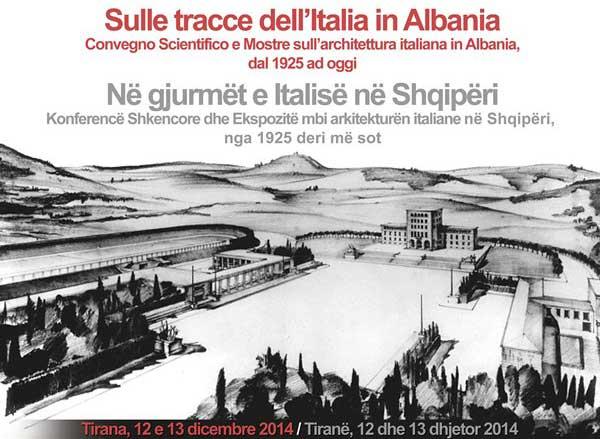 Sulle tracce dell'Italia in Albania