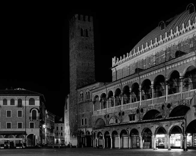 Padova Piazza Erbe, Alberto Nascimben