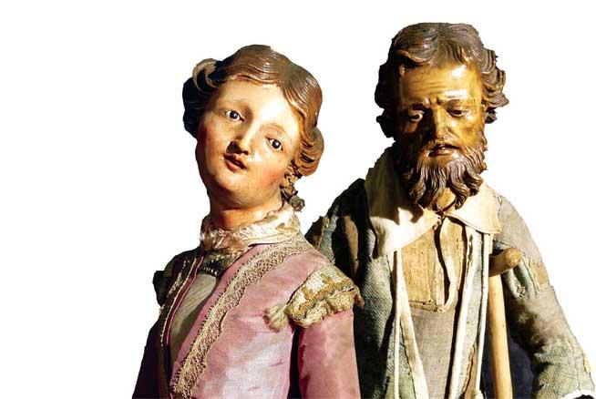 Statue presepe
