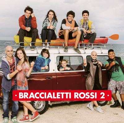 Cover Braccialetti Rossi 2