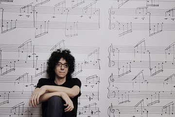 Giovanni Allevi @Fabio Lovino