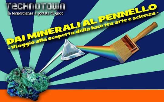 Dai minerali al pannello