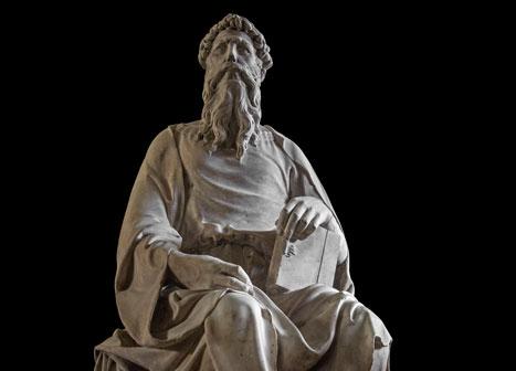 Museo dell'Opera del Duomo di Firenze, Donatello, San Giovanni Evangelista, courtesy Opera di Santa Maria del Fiore, foto Antonio Quattrone - mostra stati uniti