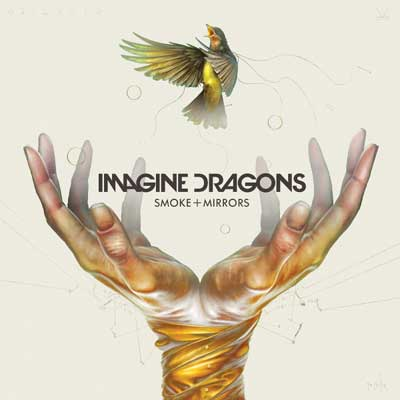 Imagine Dragons, Smoke + Mirrors, copertina album