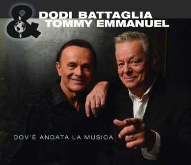 DODI BATTAGLIA cover