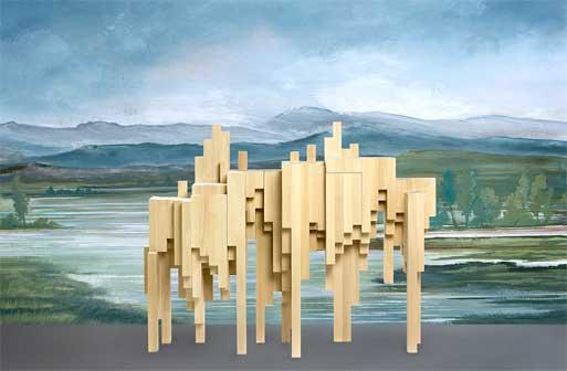 """""""Landscapes & Stalactites"""" di Gupica"""