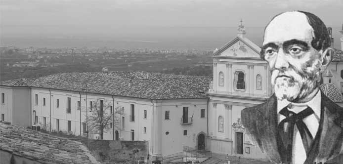 Girolamo De Rada ed ex Ginnasio Garopoli di Corigliano Calabro