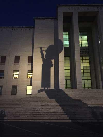 Università La Sapienza di Roma - Foto di Diego Pirozzolo