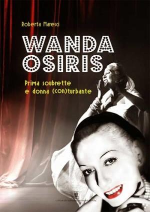 """Copertina del libro """"Wanda Osiris"""""""