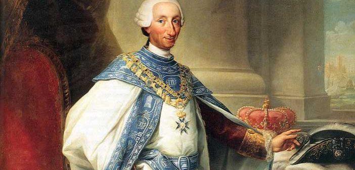 Carlo III di Borbone e il crollo del ponte a Corigliano Calabro