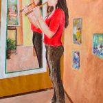 Mazzella Camilla - La flautista