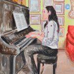Mazzella Camilla - La pianista
