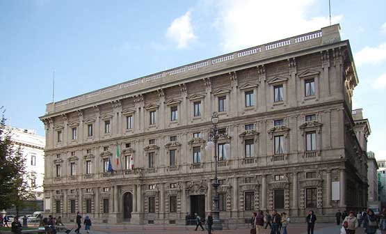 Milano, Palazzo Marino