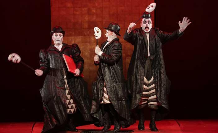 Turandot, prove alla Scala