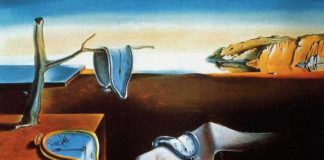 La persistenza della memoria di Salvador Dalì