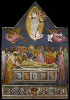 Deposizione e Resurrezione di Gesù