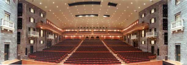 Auditorium Eugenio Montale
