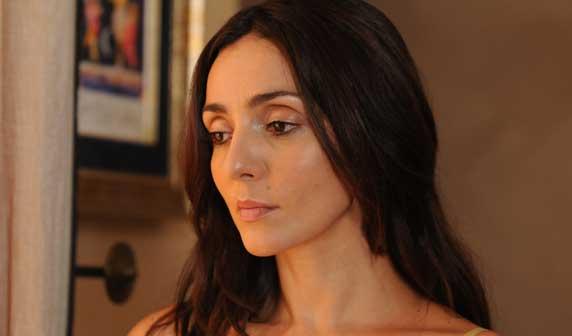 Ambra Angiolini nel film La scelta