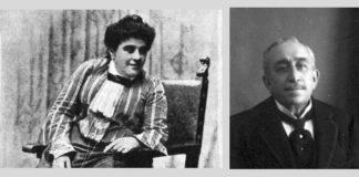 Matilde Serao e Francesco Compagna