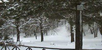 Corigliano Calabro, Fossa della neve