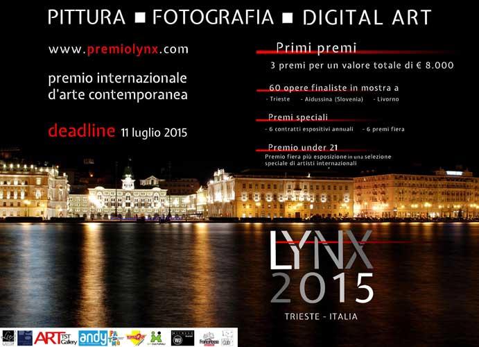 Premio Lynx - Locandina